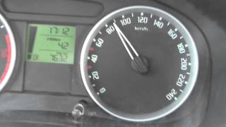 видео Расход топлива автомобилей Skoda