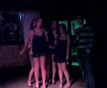 USC karaoke gone crazy