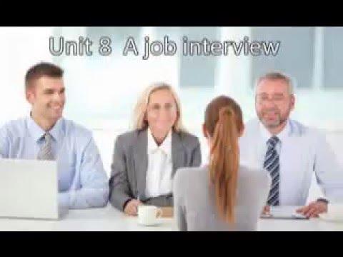 การสัมภาษณ์งานภาษาอังกฤษ ตอนที่ 1