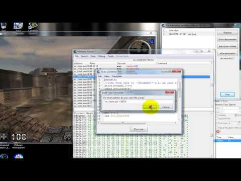 Cheat Engine - Code Injection - [Auto Assemble] - Youtube