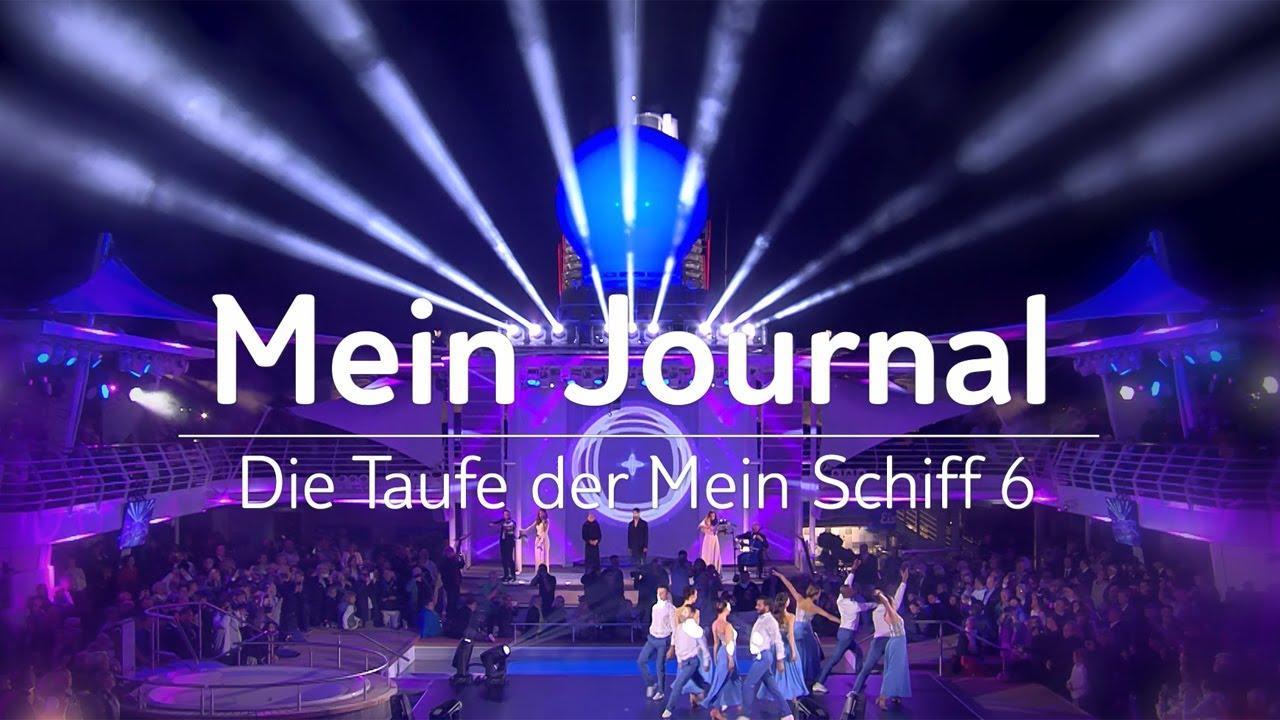 Highlight Video Der Taufe Elbphilharmonie Tauft Mein Schiff