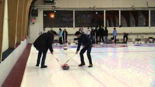 Boston University Curling Club Gaining Popularity