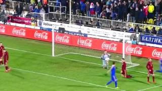 Russia 1-3 Croatia - All Goals & Highlights 17/11/15 HQ - Rusija 1-3 Hrvatska