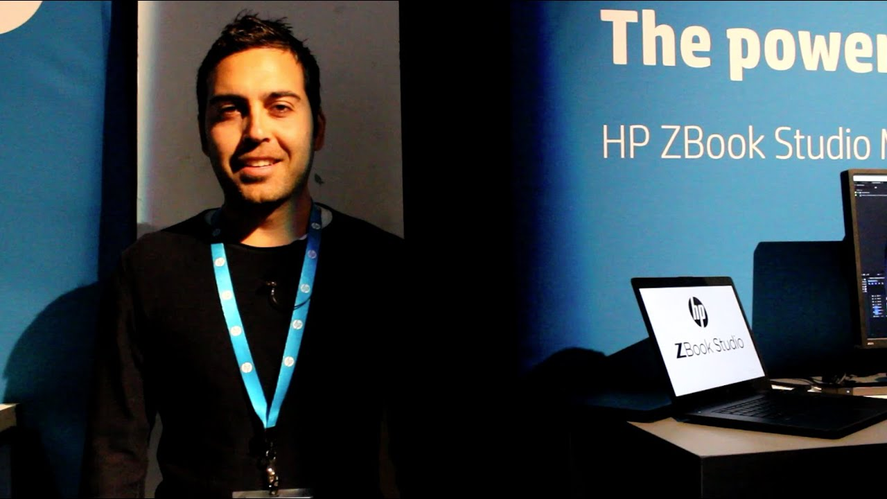 HP ZBook ultrabook e workstation: anteprima di HDblog it - YouTube