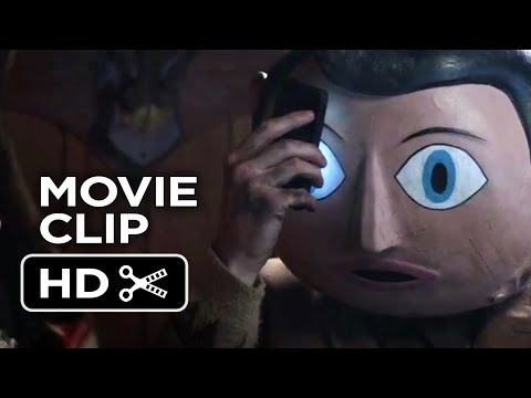 Frank Movie CLIP - SXSW (2014) - Domhnall Gleeson, Michael Fassbender Movie HD