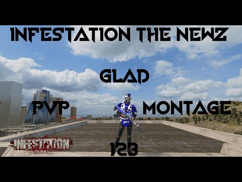 Infestation The NewZ - PVP Montage Glad #123