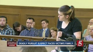 Fatal Police Chase Suspect Appears In Court