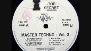 MASTER TECHNO - ELECTROMEGA (1992)