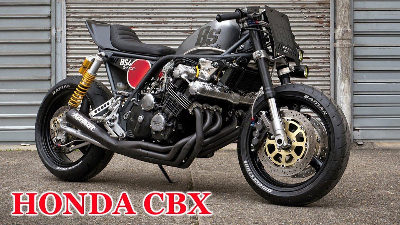 honda cbx 1050 cafe racer - youtube
