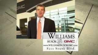 Williams Buick GMC Charlotte NC GM Certified Service Repair TV Ad