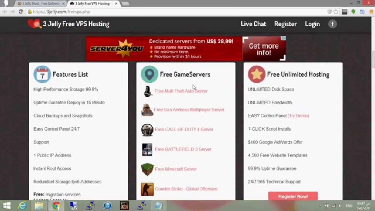 Бесплатный хостинг для серверов mta бесплатные хостинги без домена