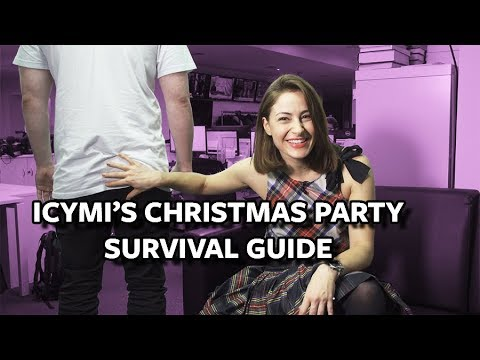 To grope or not to grope? ICYMI's Christmas party survival guide