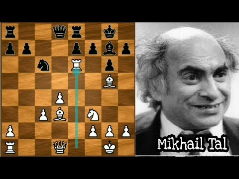 """Some SACRIFICES are sound, the rest are mine"" - Mikhail Tal"