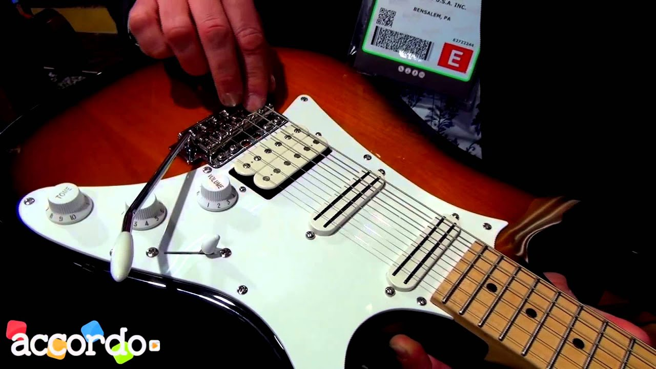 namm show 2013 andy timmons new premium guitar youtube