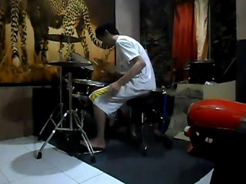 AKU MILIKMU - Rakaberi Prakosa (Drum Cover)