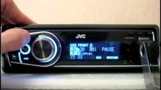 Автомагнитола JVC KD-R907