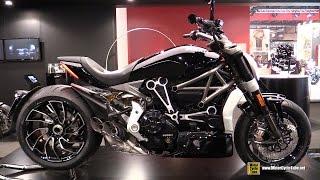 2016 Ducati xDiavel S - Walkaround - Debut at 2015 EICMA Milan