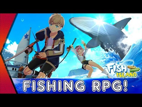 FishIsland: Fishing Paradise - HUGE FISHING RPG FOR ANDROID AND IOS | MGQ Ep. 413