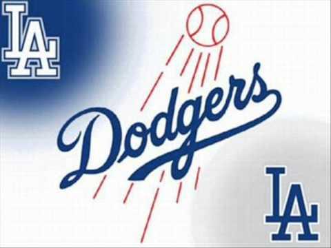 Home run song LA Dodgers