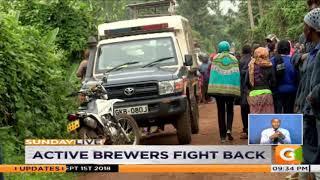 KIAMBU BOTTLE FIELDS | Kiambu reformed brewers living in fear