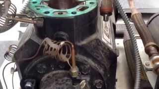 Copeland valve plate