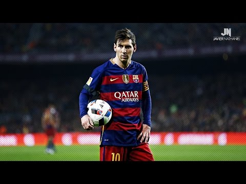Lionel Messi - A God Amongst Men HD