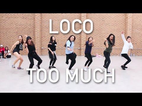 Loco (로꼬) - Too Much (지나쳐) (Feat. DEAN) | CHELLI CHOREOGRAPHY @ IMI DANCE STUDIO