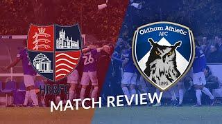 Hampton & Richmond vs Oldham Athletic Preview // Brilliant Comeback For The Latics