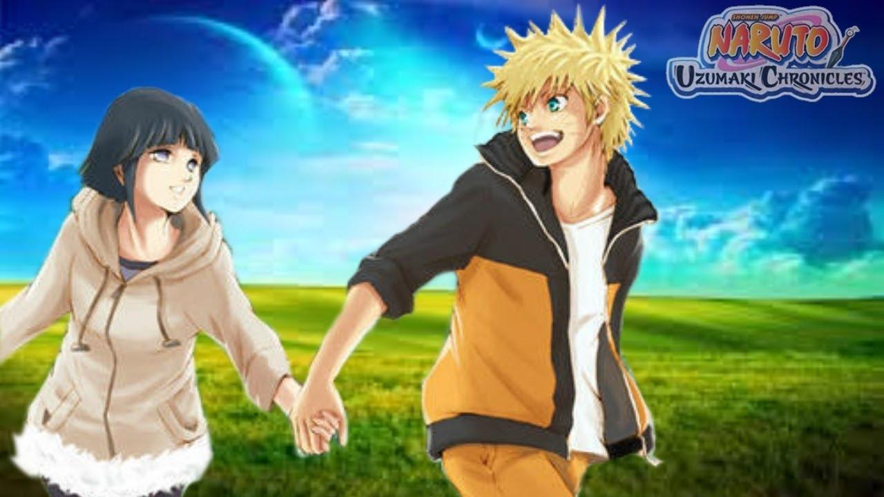 Naruto Shippuden-Hinata Queria Una Cita Con Naruto - YouTube