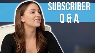 Girls Answer Your Most Asked Questions | Courtney Ryan