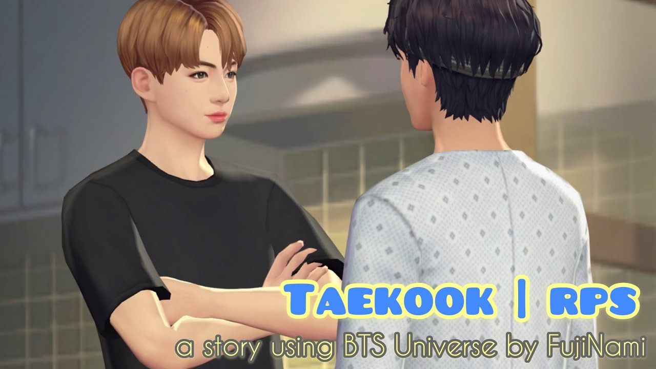 Download Taekook   RPS : BTS Universe Story