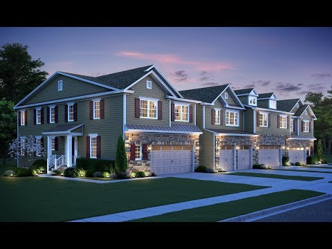 The Residences at Columbia Park by K. Hovnanian® Homes - New Homes in Morris Twp, NJ