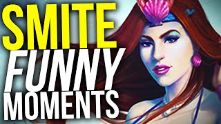 HOW SMITE SERVERS WORK! (Smite Funny Moments)