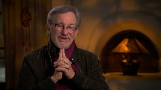 Steven Spielberg And Mark Rylance On Bringing The BFG To Life