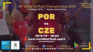 IKF WKC 2019 POR-CZE