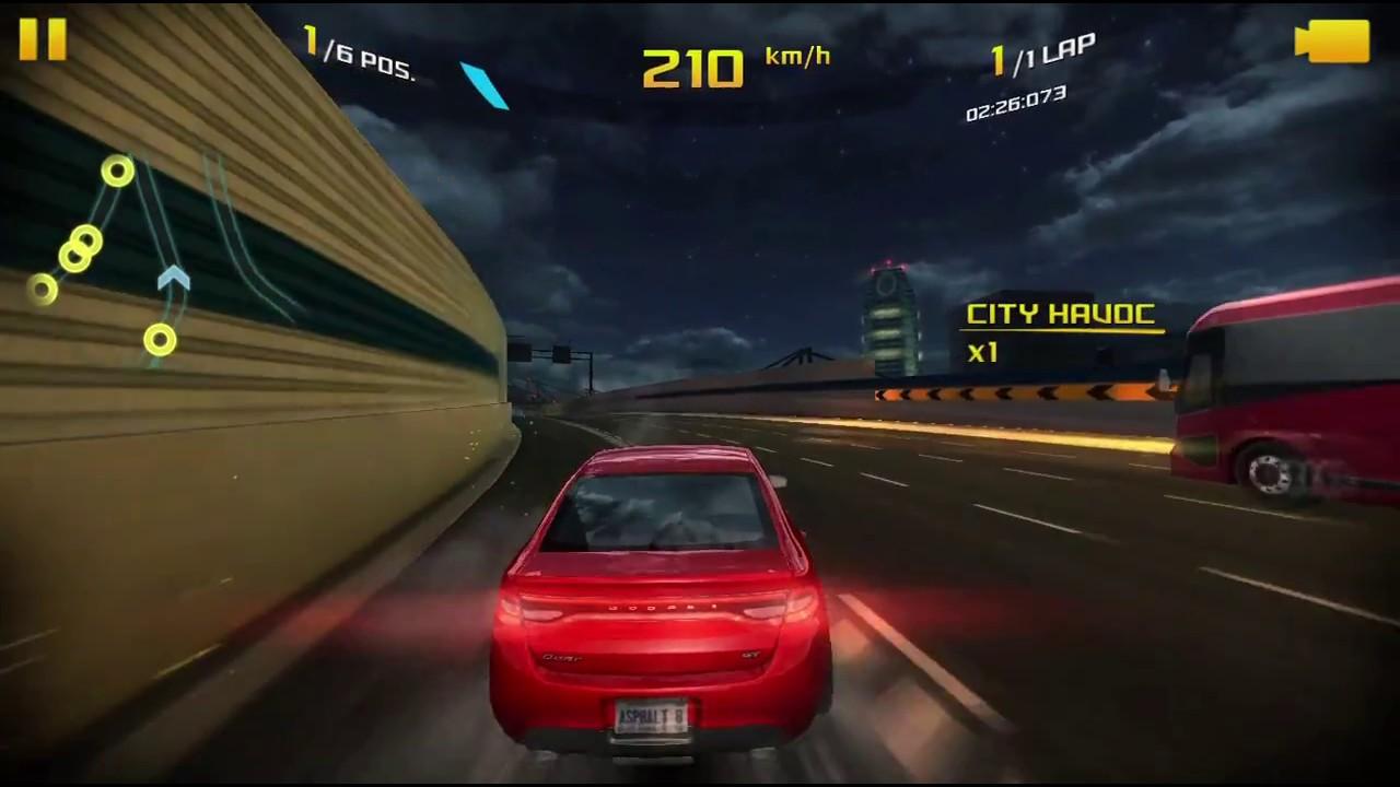 दुनिया की सबसे खतरनाक कार रेस वाला गेम मज़ा आ जायेगा खेल के  Asphalt 8  Airborne Car Race
