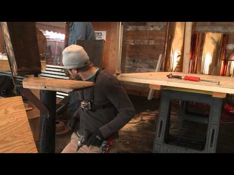 Raising the Bar  Episode 5  Team Wood Work  2013