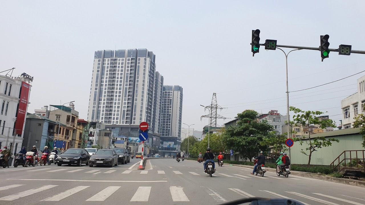 TP Hà Nội 2020 Vắng Vẻ Mùa Dịch Đường Nguyễn Khoái Đi Bệnh Viện 108 Việt Nam Giờ An Toàn Hơn Mỹ 4K