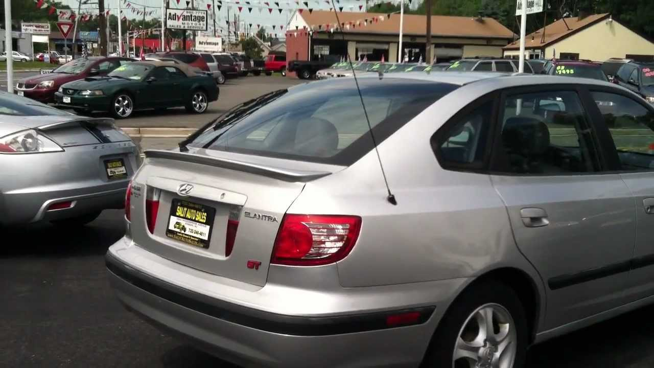 2006 Hyundai Elantra Gt In Edison Nj 08817 Youtube
