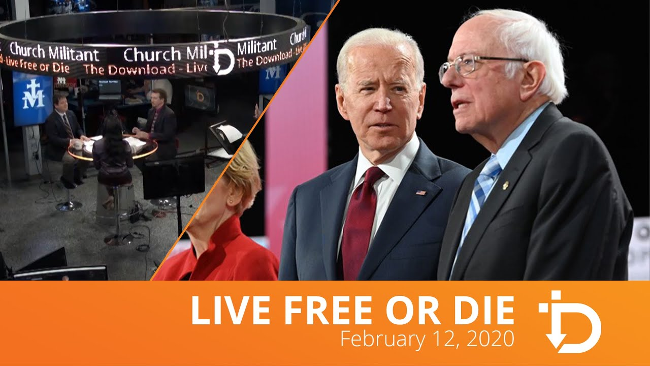 The Download — Live Free or Die