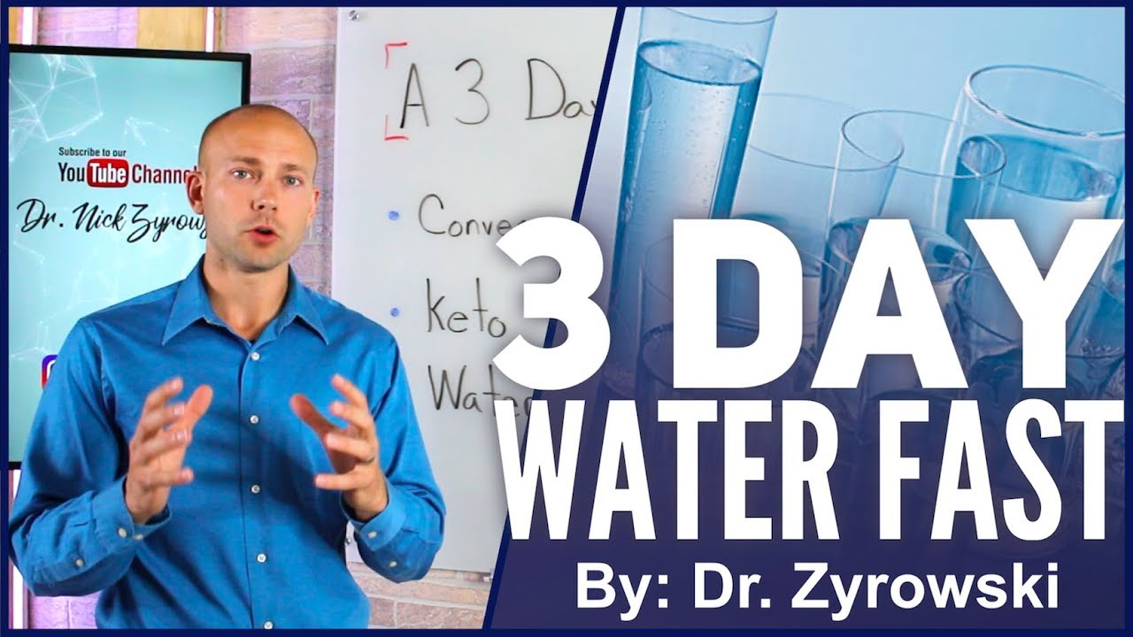 3 Day Water Fast | A How To Guide
