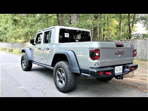 Jeep Gladiator Road Test & Review by Drivin' Ivan