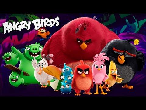 New Angry Birds music - Main theme