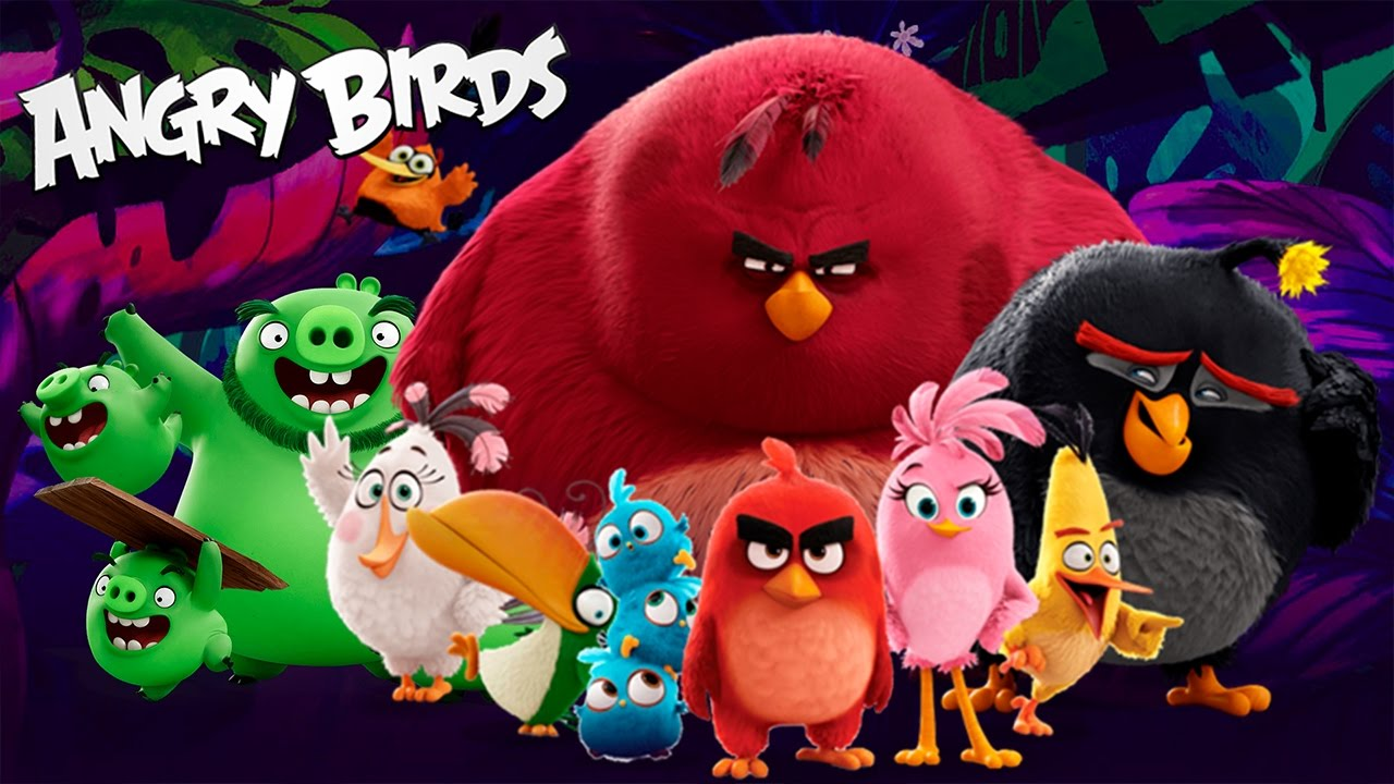 Angry Birds - YouTube