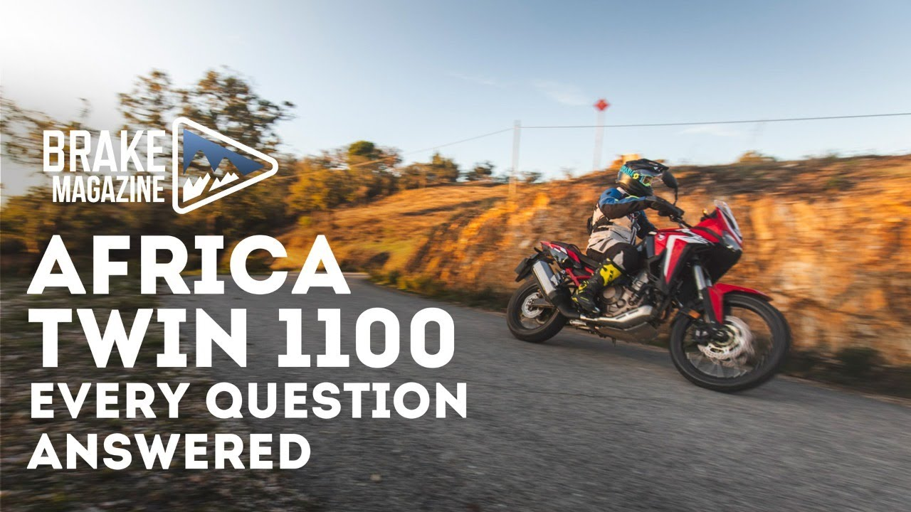 Honda Africa Twin 1100 Review - Your Questions Answered!
