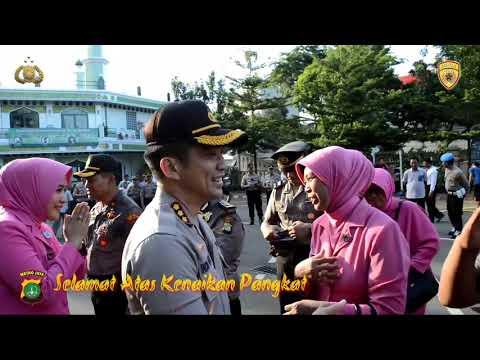 Tradisi Kopraport Kapolres Metro Jaksel Kombes Pol Indra Jafar SIK MSi Semprot 107 Personil Mp3