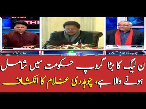 Twenty to 25 parliamentarians from PMLN to join PTI: says Chaudhry Hussain