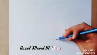 Dibujando a Marshmello (Puntillismo) ✏📝📏