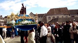 20140815 聖母被昇天祭 シャルトル 大聖堂