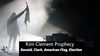 Prophecy: April 20th, 2013 – Den —Donald, Clark, American Flag, Election